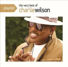 PLAYLIST: THE VERY BEST OF CHARLIE WILSON - USED - LIKE NEW CD