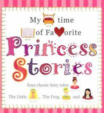 My Bedtime Book of Favorite Princess Stories by Roger Priddy (2005, Board...