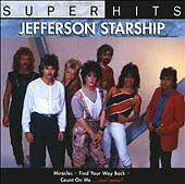 Super Hits by Jefferson Starship (CD, Apr-2007, Sony Music Distribution (USA))
