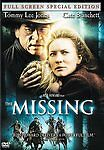 The Missing (DVD, 2004, 2-Disc Set, Pan & Scan) NEW and Sealed.