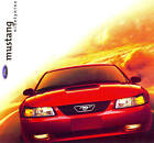 1999 FORD MUSTANG BROCHURE -MUSTANG GT COUPE & CONVERTIBLE--FORD MUSTANG