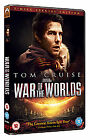 sealed new 2 dvd set war of the worlds tom cruise