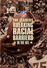 NFL the Leaders: Breaking Racial Barriers in the NFL Brand New Dvd Football Dvd