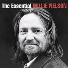 Essential Willie Nelson - Willie Nelson New & Sealed Compact Disc Free Shipping