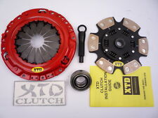 XTD STAGE 3 CERAMIC CLUTCH KIT 1993-1995 MITSUBISHI LANCER EVOLUTION EVO 1 2 3