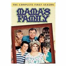 Mama's Family: The Complete First Season, Good DVD, Ken Berry, Carol Burnett, Ha