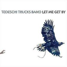 Let Me Get by - Tedeschi Trucks Band New & Sealed CD-JEWEL CASE Free Shipping