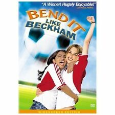 BEND IT LIKE BECKHAM The MOVIE on a DVD of SOCCER Kids INDIAN Girl INDIA Sikh UK