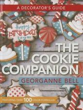 The Cookie Companion by Georgeanne Bell (2015, Hardcover)