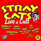 CD Callejeros Cats Live And Cult Brian Setzer