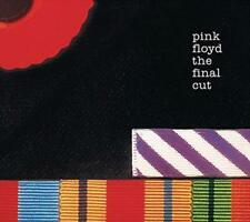 Final Cut - Pink Floyd New & Sealed CD-JEWEL CASE Free Shipping