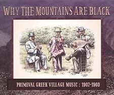 Why the Mountains are Black - Primeval Greek - Why The Mountains Are Black - Pri