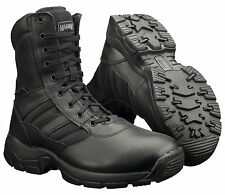 Magnum Panther 8.0 Combat Police Military Black Boots Size 4 UNISEX