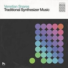Traditional Synthesizer Music - Venetian Snares New & Sealed CD-JEWEL CASE Free