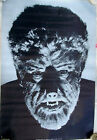 Lon Chaney as The WEREWOLF 27x39 Print Horror Movie Poster New NM