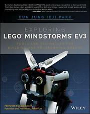 Exploring Lego Mindstorms EV3: Tools and Techniques for Building and Programming