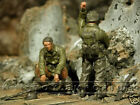 """Custom Built 1:35 WWII US """"Things To Do"""" Soldier Set"""
