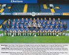 CHELSEA FOOTBALL TEAM PHOTO 1993-94 SEASON