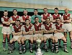 COLLECTION OF #85 BURNLEY FOOTBALL TEAM PHOTOS