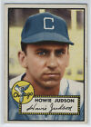 1952 Topps #169 Howie Judson - White Sox ex