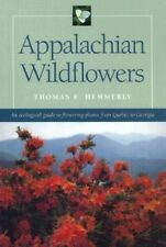 NEW Appalachian Wildflowers by Thomas E. Hemmerly Paperback Book (English) Free