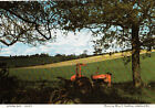Ickleford Spring Lilley Tractor Farming Hertfordshire Womens Institute Postcard