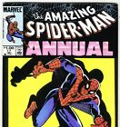 The Amazing Spider-Man Annual #17 Spidey vs. the KINGPIN from 1983 in VF con.