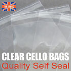 50 x C6 Cellophane Premium Self Seal Cello Bags Crafting & Card Making Projects