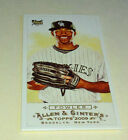 2009 Allen & Ginter #65 DEXTER FOWLER MINI ROOKIE CARD!