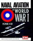 NAVAL AVIATION IN WORLD WAR ONE - LIBRARY ON CD - RARE - K2NE WEB STORE