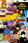 Poster The BEATLES - Yellow Submarine Collage NEU 14878