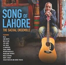 Song of Lahore - Sachal Ensemble New & Sealed CD-JEWEL CASE Free Shipping