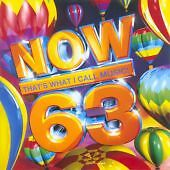 NOW  THATS WHAT I CALL MUSIC 63    42   TRACK   DOUBLE        CD