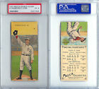 1911 T201 MECCA DOUBLE FOLDERS TY COBB PSA 5 SAM CRAWFORD (7464)