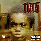 Illmatic [PA] by Nas (CD, Apr-1994, Columbia (USA))
