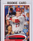 MIKE TROUT All-Star ROOKIE CARD Topps Update BASEBALL RC Mint ANGELS