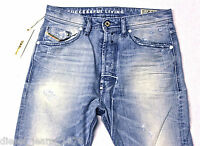 BRAND NEW DIESEL NARROT 8880M JEANS 28X30 AUTHENTIC CARROT FIT TAPERED LEG 8880M