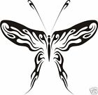 TRIBAL BUTTERFLY STICKER DECAL FOR CAR,UTE 4WD,TRUCK