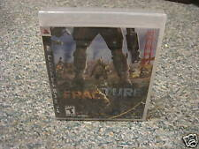 Fracture (Playstation 3) new
