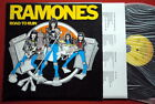 RAMONES ROAD TO RUIN RARE EXYUGO PRESSING MINT LP