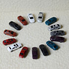 50 pcs N Scale 1:160 painted Model Cars N gauge