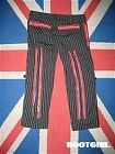 NEW TRiPP 2 TONE ZiPPER CAPRi FLOOD PANTS SLACKS PUNK ROCKER ROCKABiLLY SKA 5