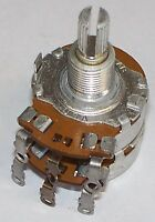 * NOS CENTRALAB 10K LINEAR DUAL CHANNEL POTENTIOMETER