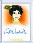 STAR TREK TOS ART AND IMAGES AUTO A37 KATE WOODVILLE