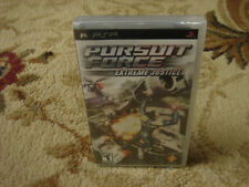 Pursuit Force: Extreme Justice  (PlayStation Portabl...
