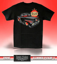 Aesthetic Finishers Slammed Ford Pickup Hot Rod T-Shirt