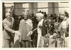 "India original 1960 Jawarharlal Nehru 4.5"" x 6"" photo E"