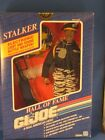 "1991 GI Joe Hall of Fame Collection ""STALKER"" Electronic (african soldier) - MIB"