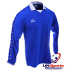Bukta Retro George Best Style Football Shirt Royal Blue rrp£25