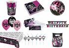 Monster High Party * Kindergeburtstag * Party Set